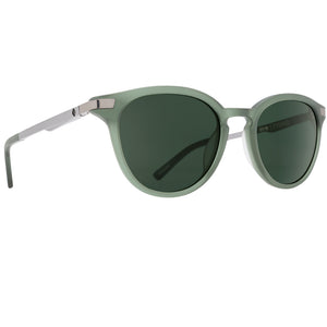 Spy Optics Pismo - Matte Translucent Seaweed/Happy Grey Green Lens