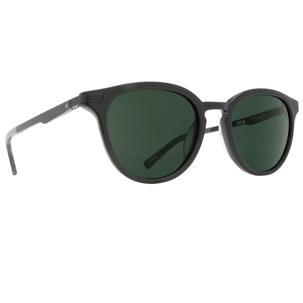 Spy Optics Pismo - Black/Happy Grey Green Lens - Seaside Surf Shop