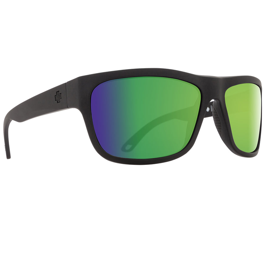 Spy Optics Angler - Black/Bronze Polar/Green Spectra