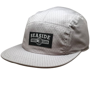 Seaside Surf Shop Longshoreman Runners Cap - Steel