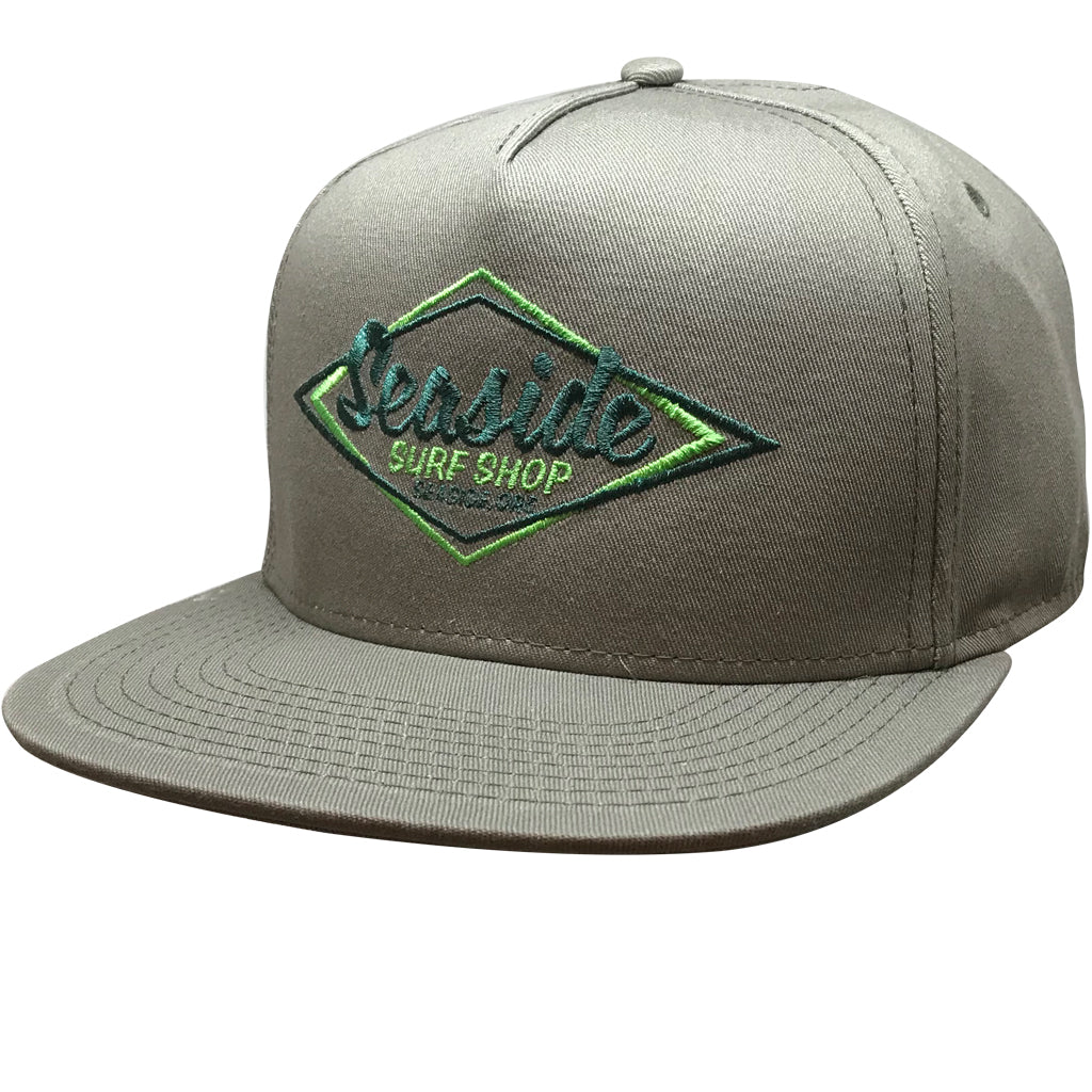 Seaside Surf Shop Vintage Logo Cap - Surplus - Seaside Surf Shop