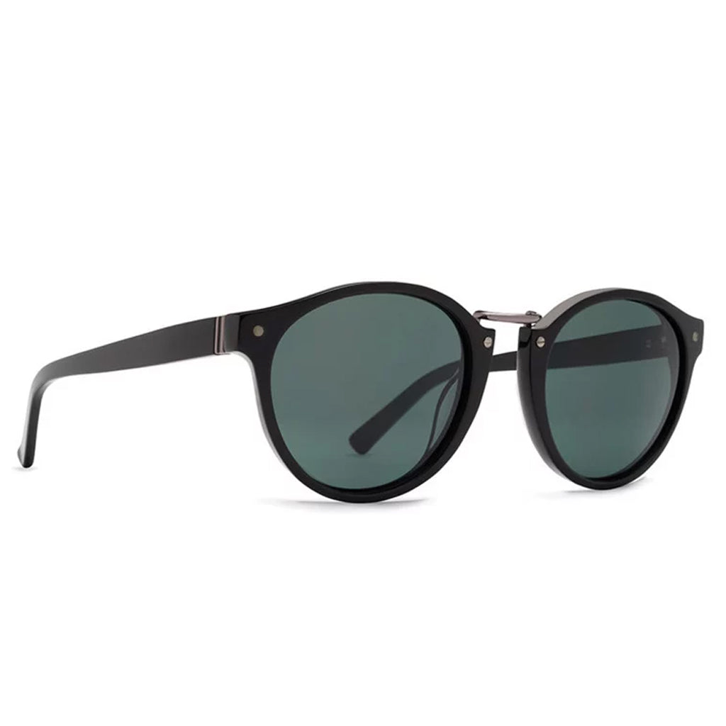 155485e0d6a37 Von Zipper Stax Sunglasses - Black Gloss Vintage-Von Zipper-Seaside Surf  Shop