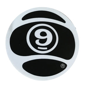 "Sector 9 Nineballs 3"" - Black-Sector 9-Seaside Surf Shop"