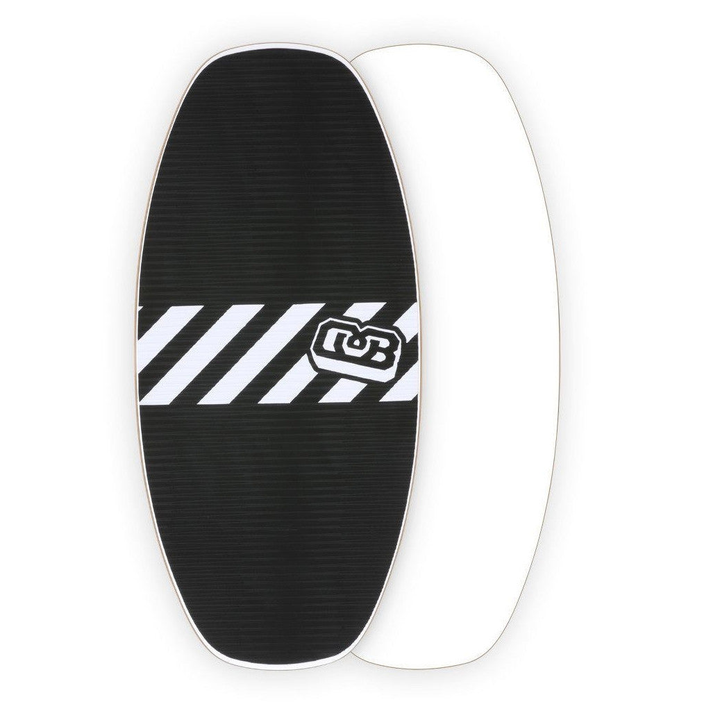 -Skimboards-DB Skim Standard Streamline Medium - Black-DB Skim Co-Seaside Surf Shop