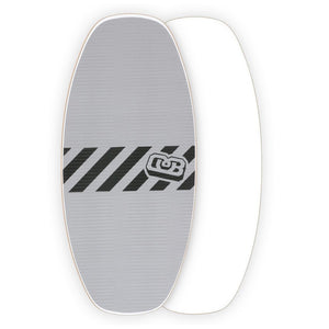 -Skimboards-DB Skim Standard Streamline Large - Grey-DB Skim Co-Seaside Surf Shop