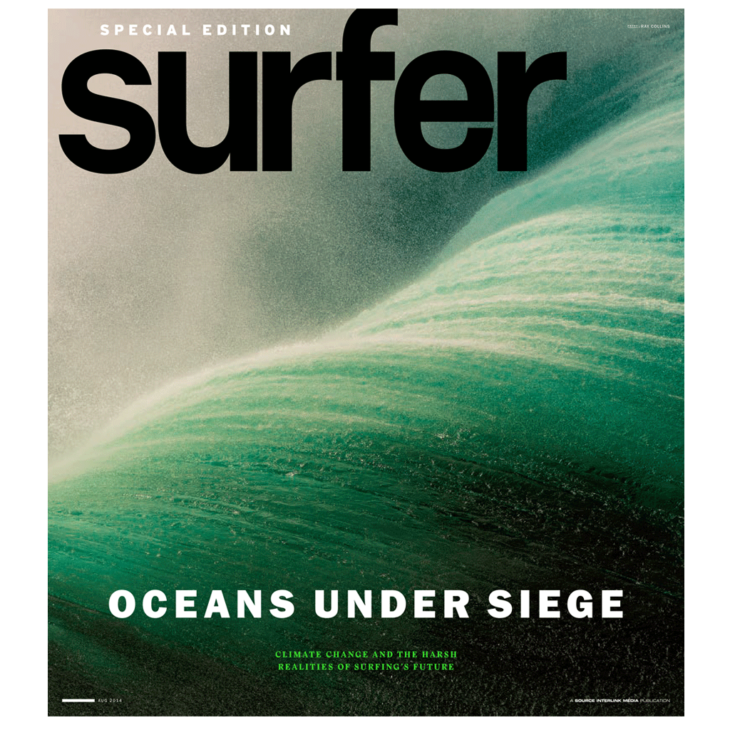 Surfer Magazine - Seaside Surf Shop