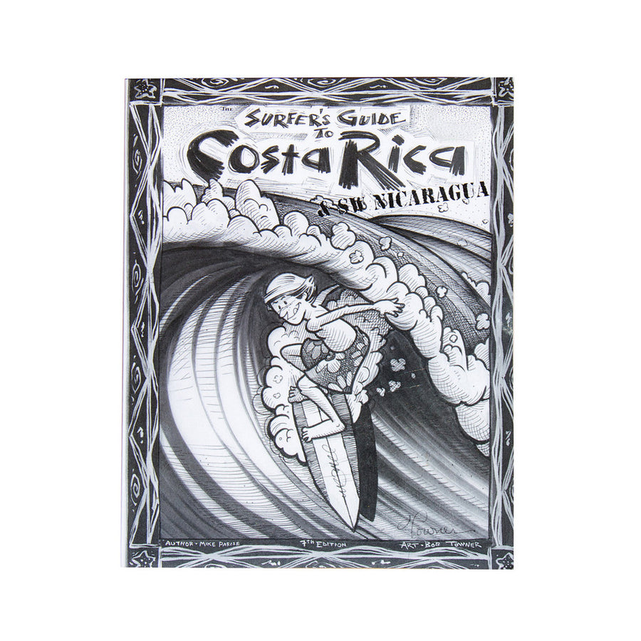 Surfers Guide to Costa Rica & Nicaragua - Seaside Surf Shop