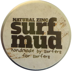-Sunscreen-Surfmud - Natural Zinc Sunblock-Surfmud-Seaside Surf Shop