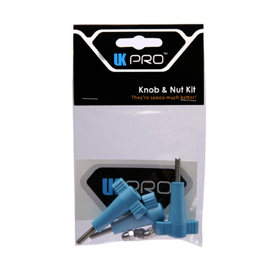 -GoPro Accessories-UK Pro GoPro Knob & Nut Kit-UK Pro-Seaside Surf Shop