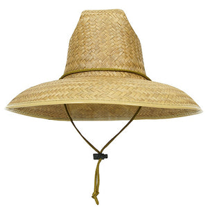 -Apparel Accessories-Wetproducts Coastal Headwear Straw Hat-Wet Products-Seaside Surf Shop