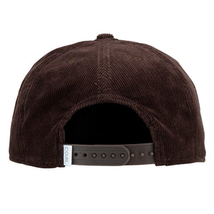 -Apparel Accessories-Coal Mens The Wilderness Stag Cap - Brown-Coal Headwear-Seaside Surf Shop