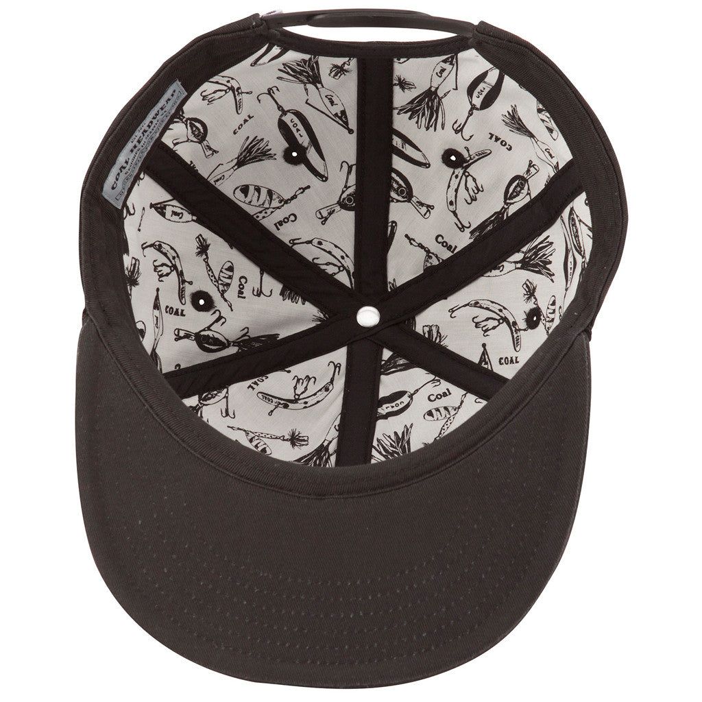 Coal Mens Wilderness SP Twill Hat - Black