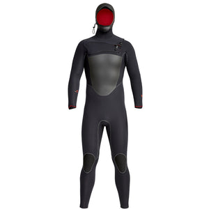 Xcel Drylock X Men's 5/4mm Hooded Wetsuit - Black