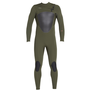 Xcel Axis X Men's 4/3mm Chest Zip Wetsuit - Ivy