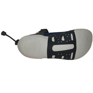 -Wetsuit Accessories-Xcel Infiniti 1mm Reef Boot - Ink-Xcel Wetsuits-Seaside Surf Shop