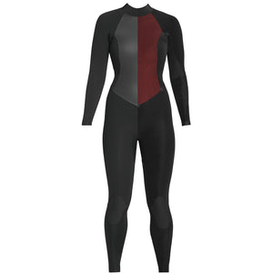 Xcel Axis Womens 5/4mm Fullsuit - Black-Xcel Wetsuits-Seaside Surf Shop