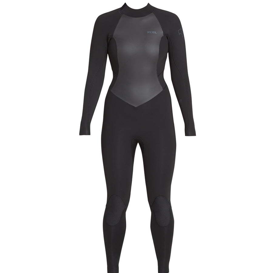 Xcel Axis Womens 5/4mm Fullsuit - Black