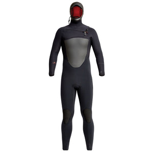 Xcel Drylock Men's 4/3mm Hooded Wetsuit - Black