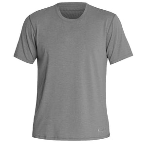 Xcel ThreadX Mens S/S Surf Shirt - Charcoal, Wetsuit Accessories, Xcel Wetsuits, Surf Shirts, Xcel ThreadX Mens S/S Surf Shirt - Charcoal
