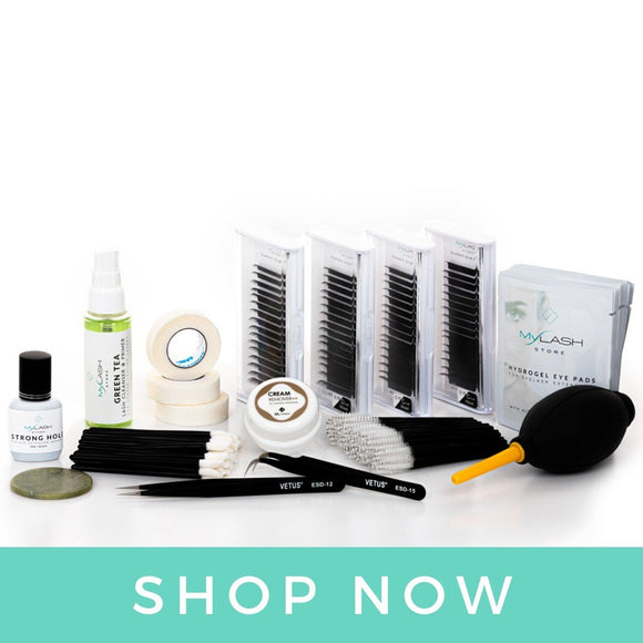 My Lash Store: Eyelash Extension Supplies, Products & Kits