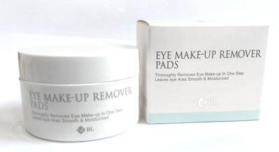 BL Blink Eye Makeup Remover Pads with Box