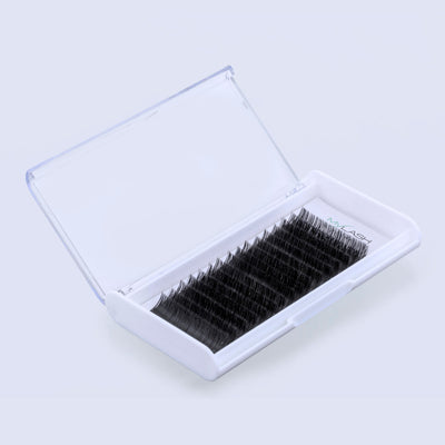 Ellipse Flat Lash Open Case