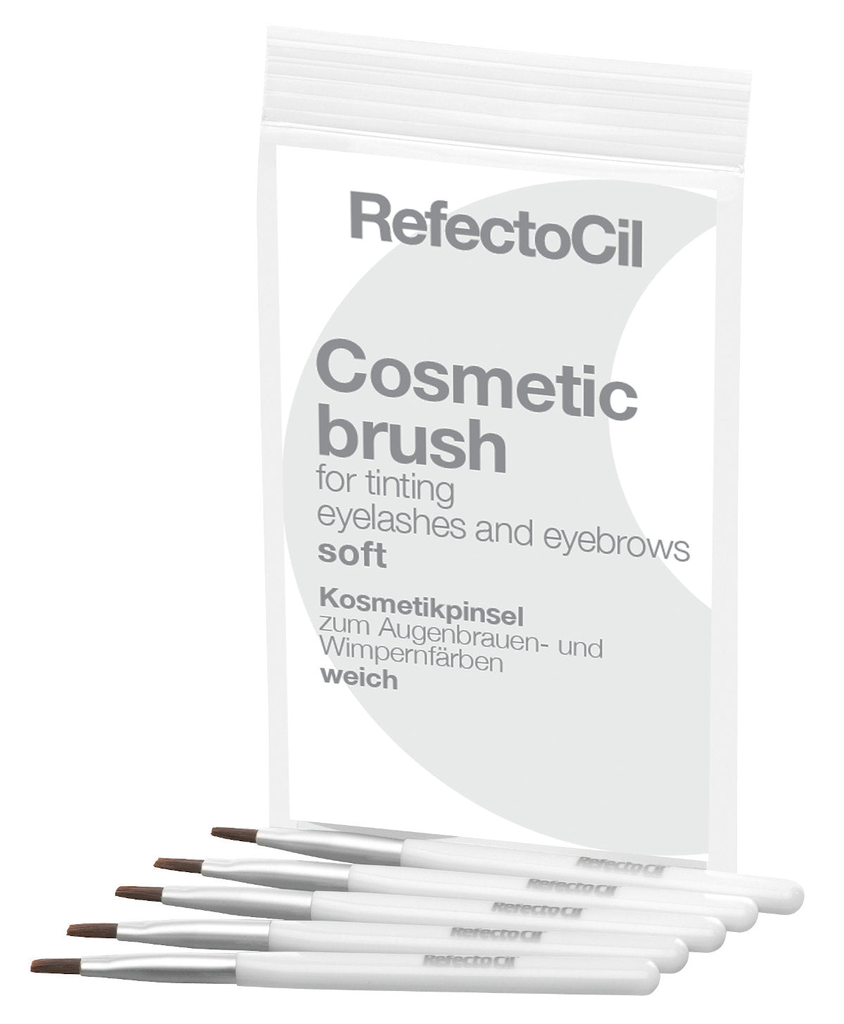 RefectoCil Cosmetic Brushes - Soft