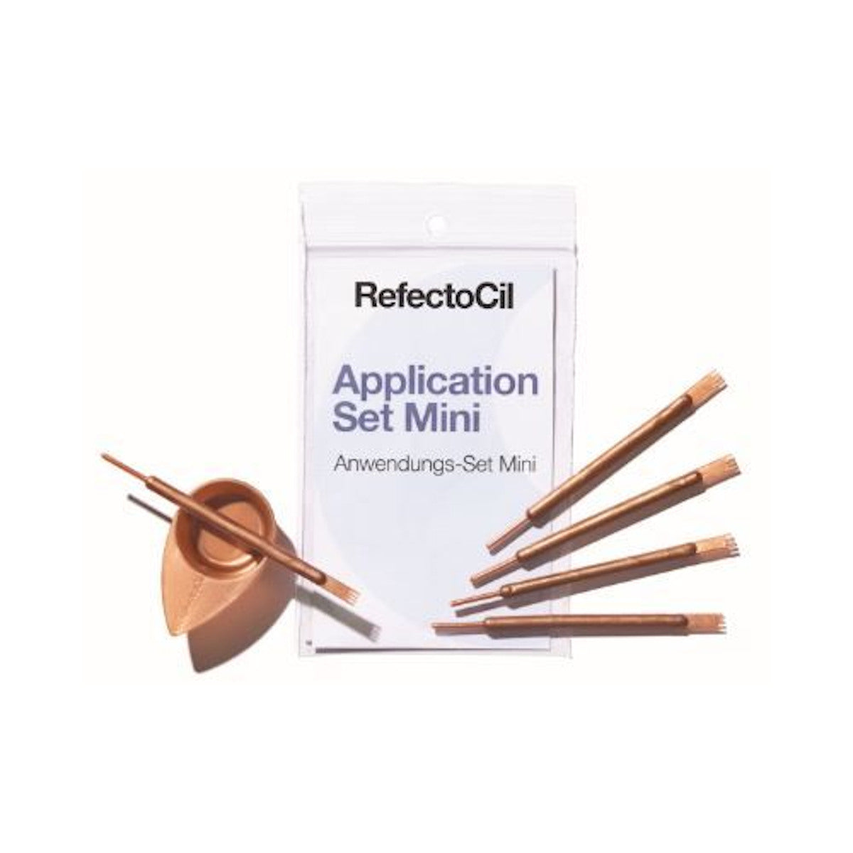 RefectoCil Tint Application Set Mini - Rose Gold