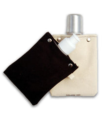 Canvas Flask 4 oz