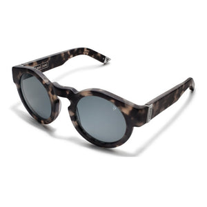 The Mad Dans - Matte Grey Polarized Sunglasses