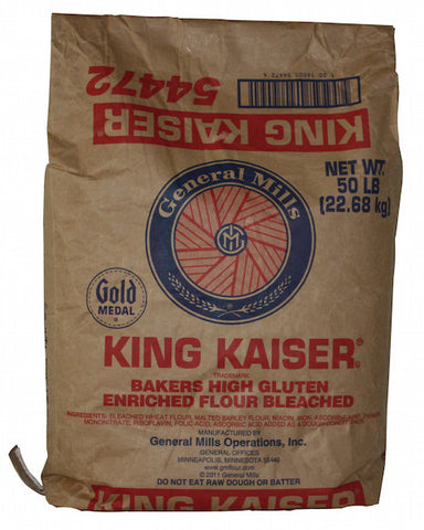 General Mills King Kaiser High Gluten Flour