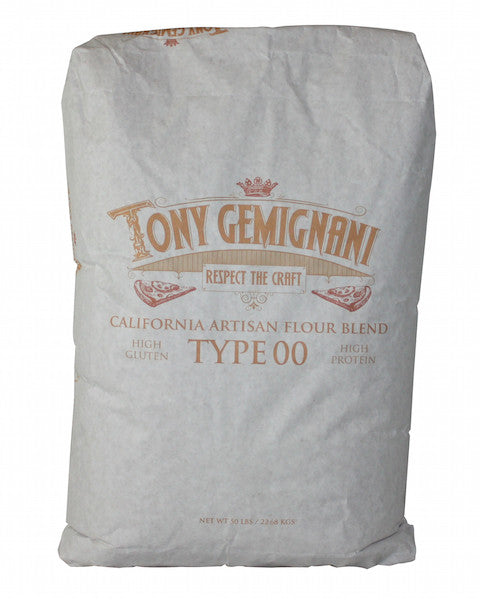 Tony's Artisan 00 High Gluten Flour