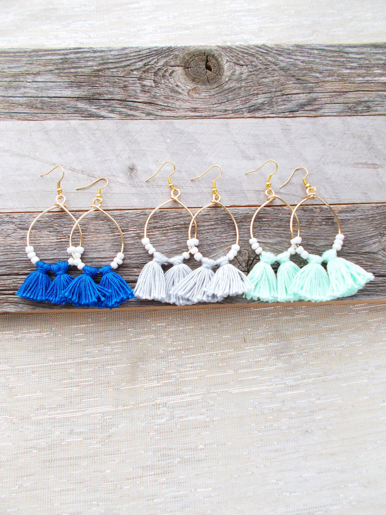8683JE.d - Cloudburst Earrings-white, in 3 colors