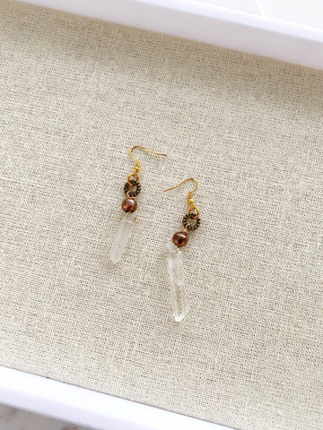 8764JE - Cove Earrings