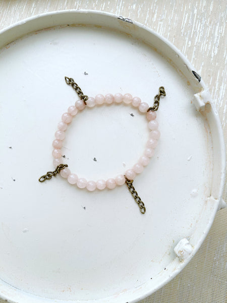8747JB - Dusky Bracelet with chains