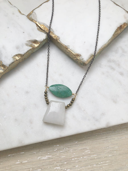 8313JN - Pendant Necklace