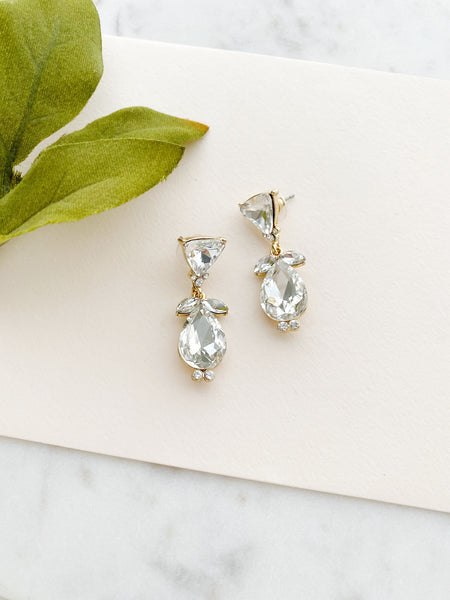8287JE - Grace Drop Earrings