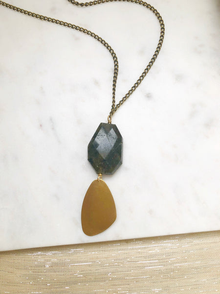 8311JN - Pendant Necklace