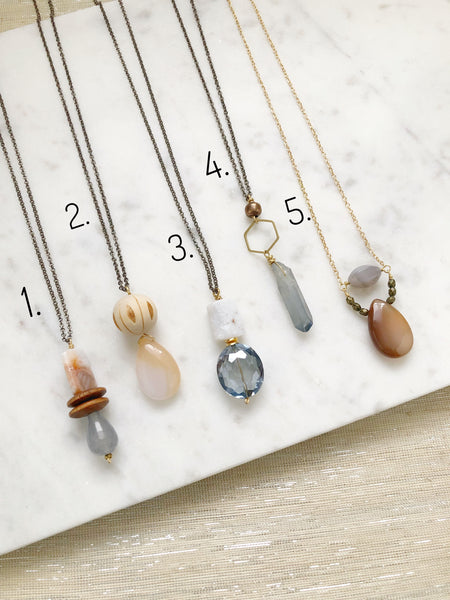 8310JN - Pendant Necklace