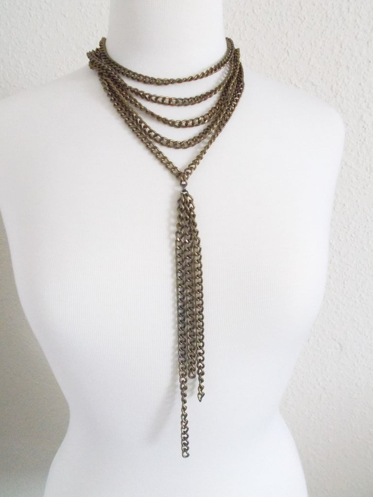 8222JN - Tianna Chain Necklace