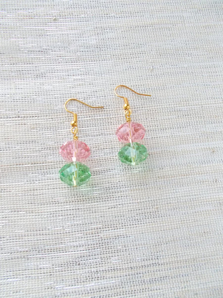 8157JE - Pretty in Pink 2 Earrings