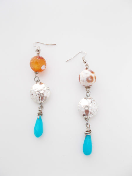 (No. 8174JE) - Daylight Earrings