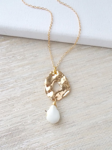 8634JN - Nadine Charm Necklace