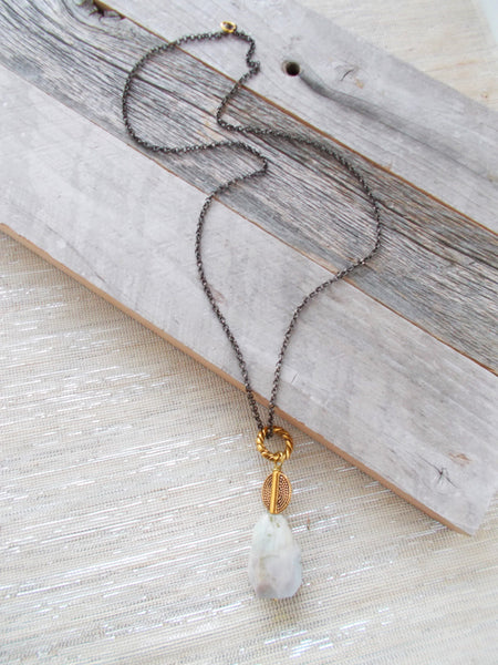 (No. 8689JN) - Rainfall Necklace