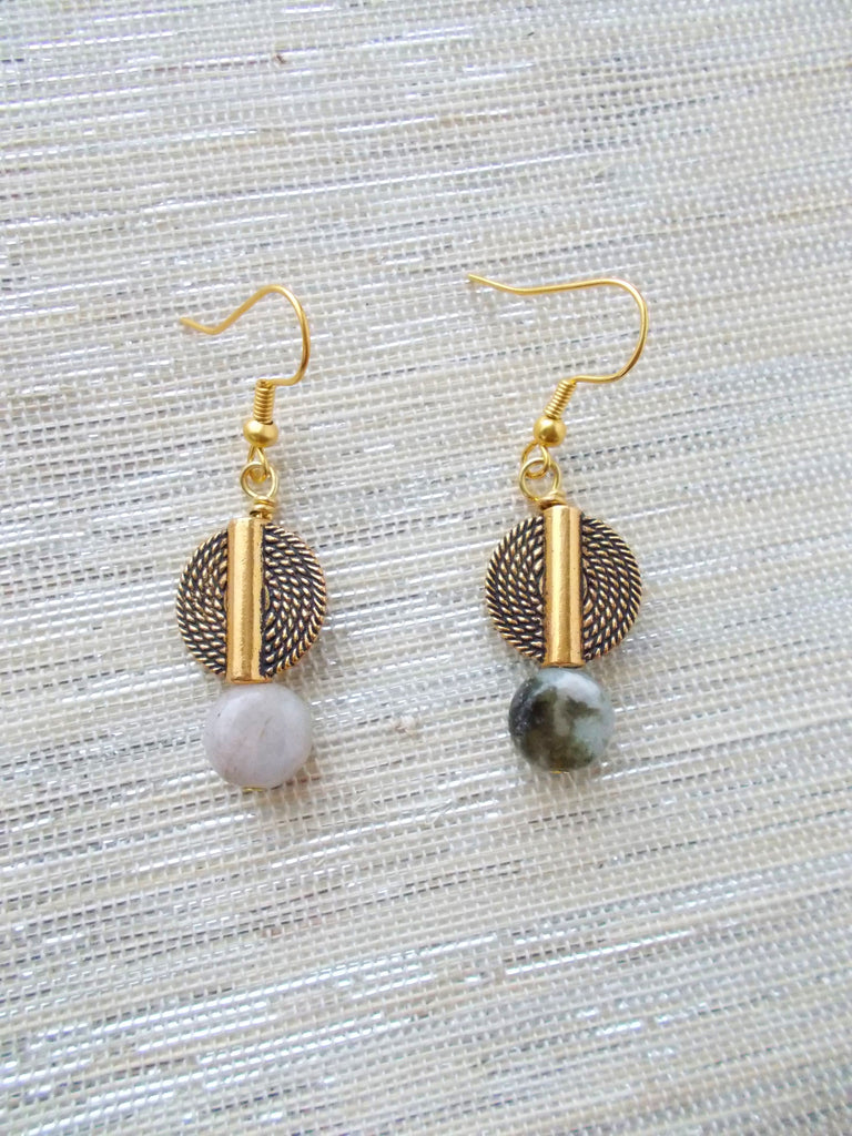 (No. 8690JE) - Rainfall Earrings