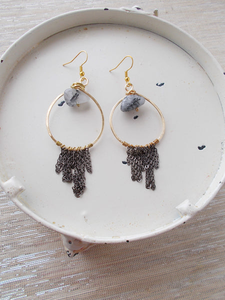 8694JE - Fall Earrings