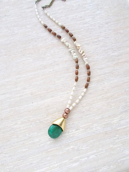 8706JN - Jade Necklace