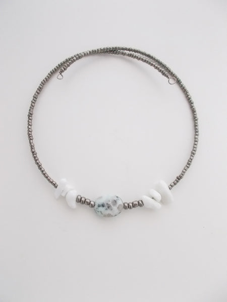 (No. 8726JN.b) - Shadow Choker in Mint