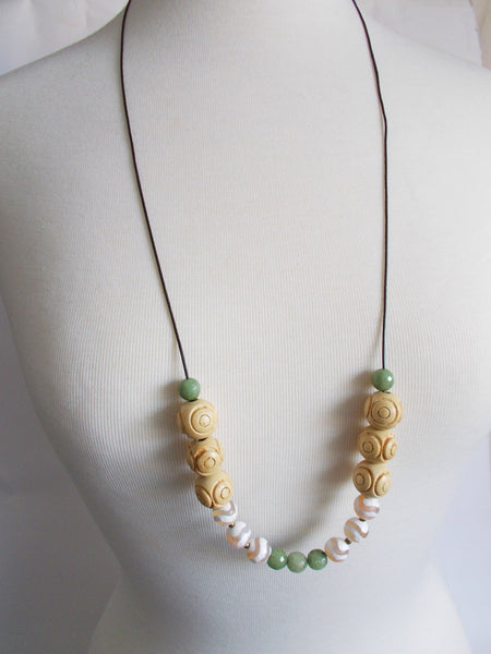 8743JN - Bone Necklace