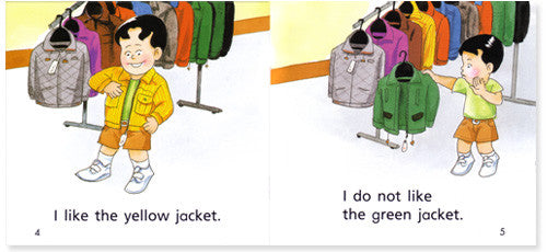 Jackets (Joy Readers)